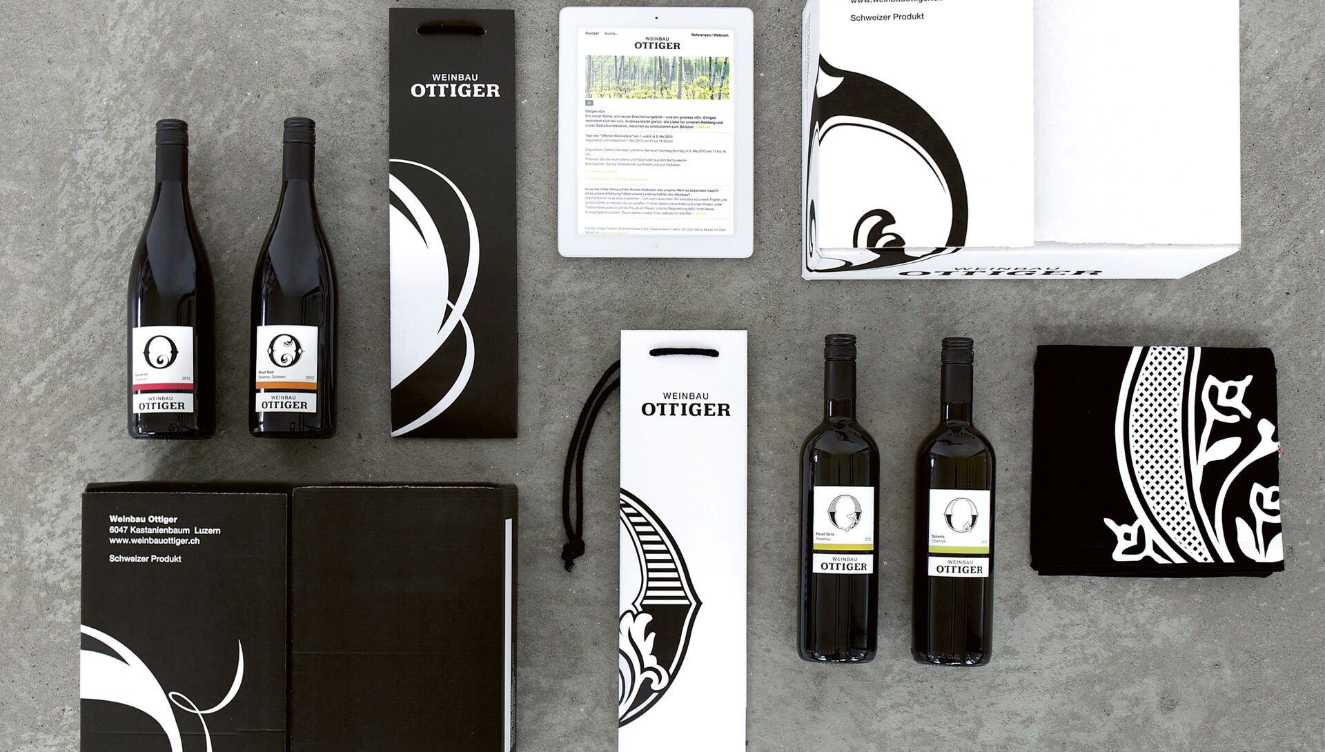Packaging Branding Luzern